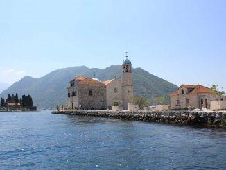 eiland Montenegro